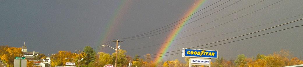 Vermonty Double Rainbow